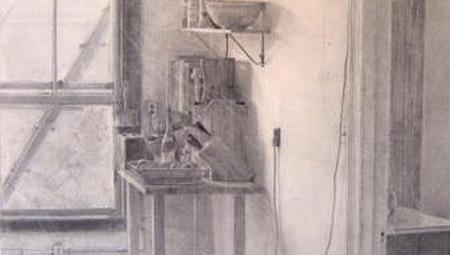 Kitchen, 2007 14,000 48 x 40