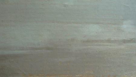 Ocean City Beach, #2, 2011 <br />Oil on cardboard, 6 x 13 in.<br />$1,850