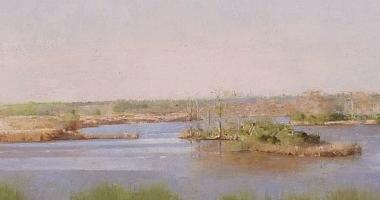 Lake Clara, Richmond Hill, GA, detail