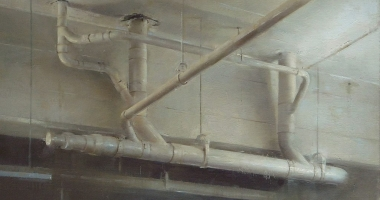 Ceiling Pipes, 2012